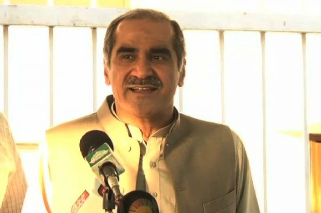 Saad-Rafique PMLN