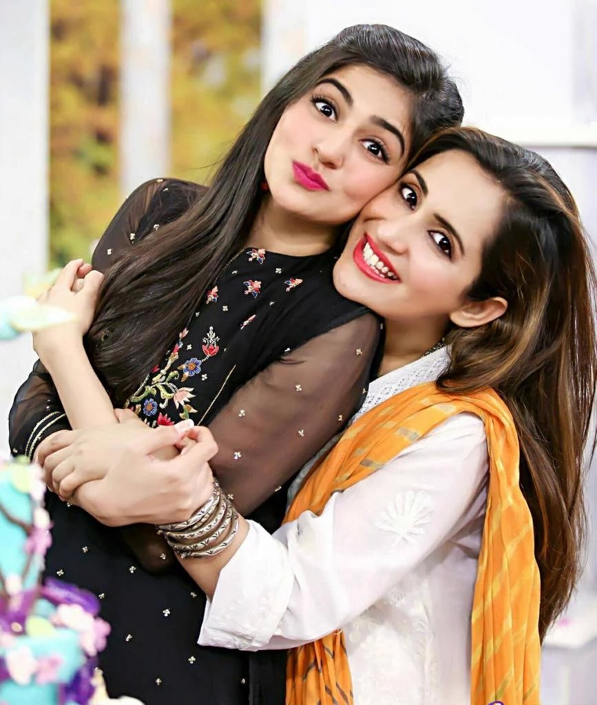 pakistani celebrities who are brothers and sisters