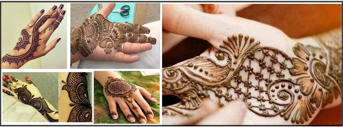 latest arabic mehndi designs