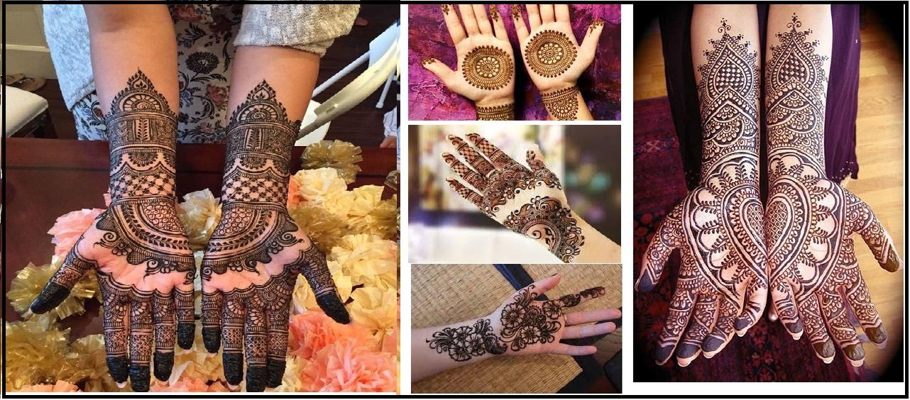 unique mehndi designs for eid