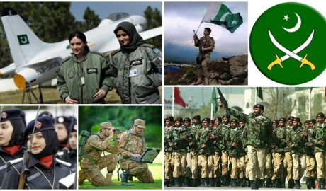 Soldiers of Pakistan