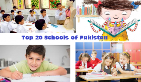 List of Top schools of Pakistan