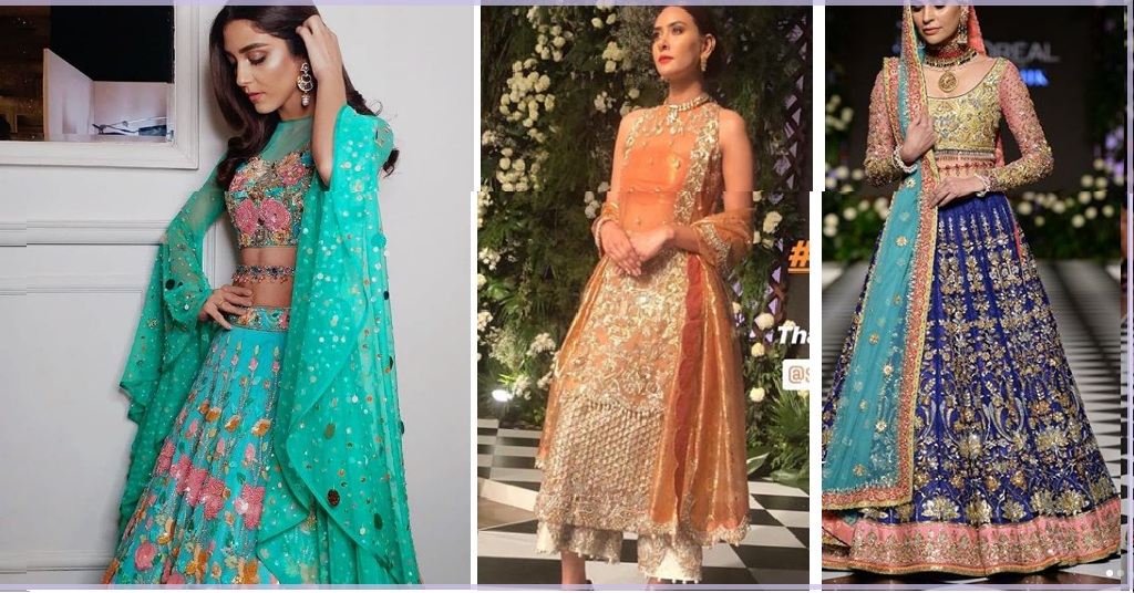 girls lehnga designs