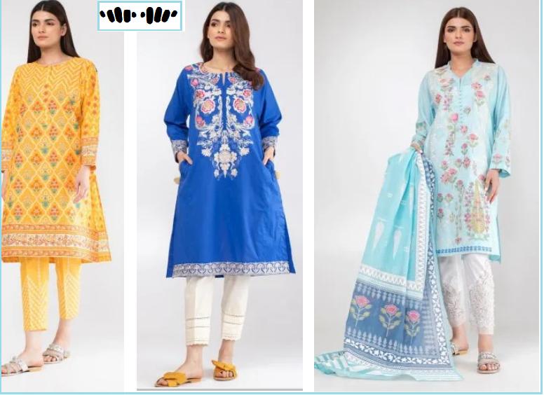 khaadi latest eid collection 2019
