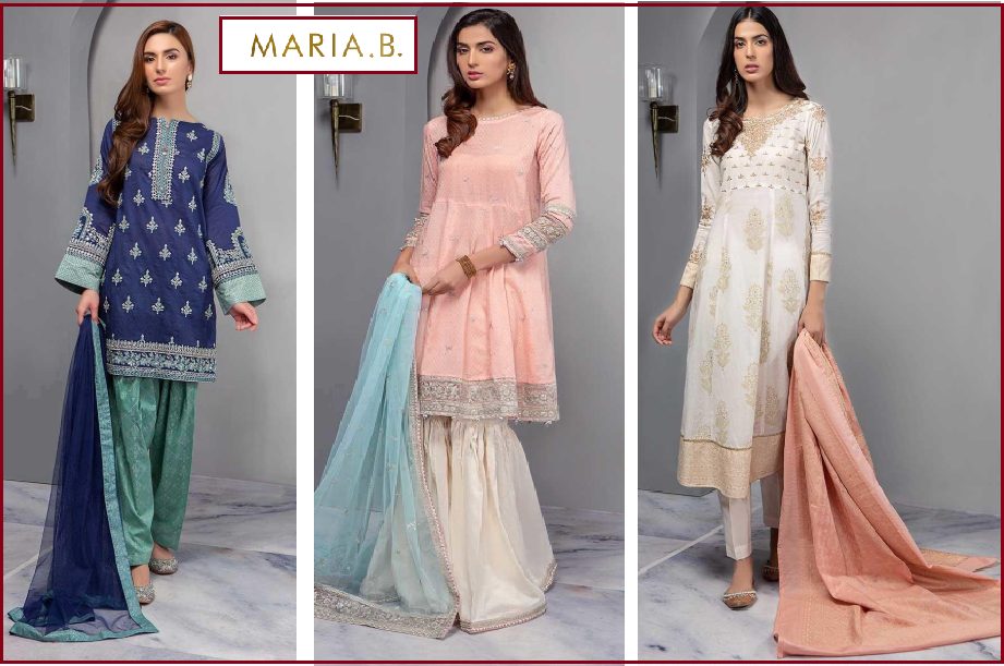 maria B eid collection 2019