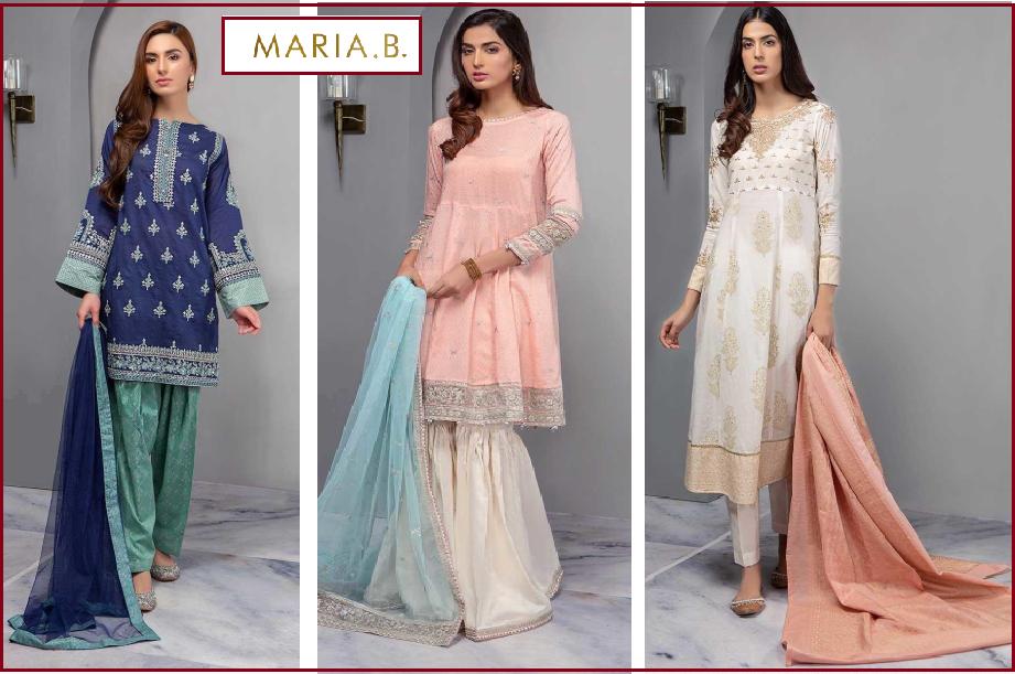 maria B eid collection 2019