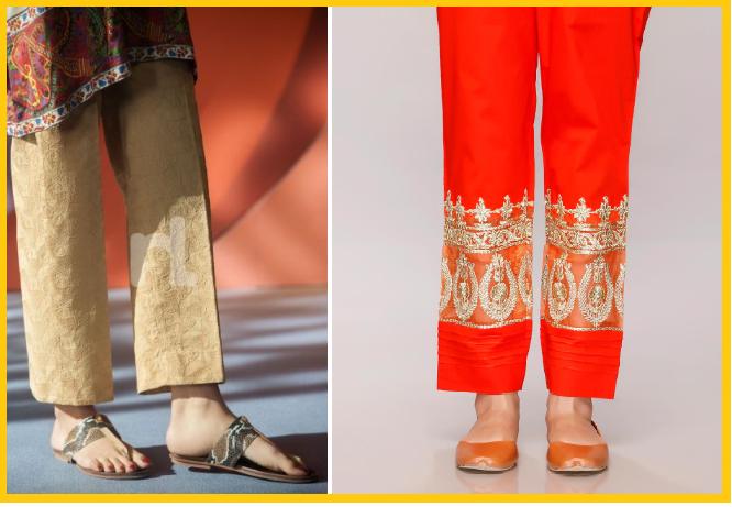 shalwar designs 2019
