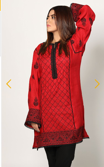 latest pakistani fashion summer 2019