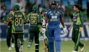 srilankan team in lahore