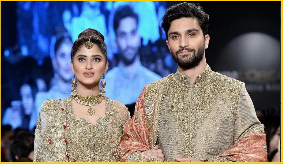 wedding bells for ahad and sajal