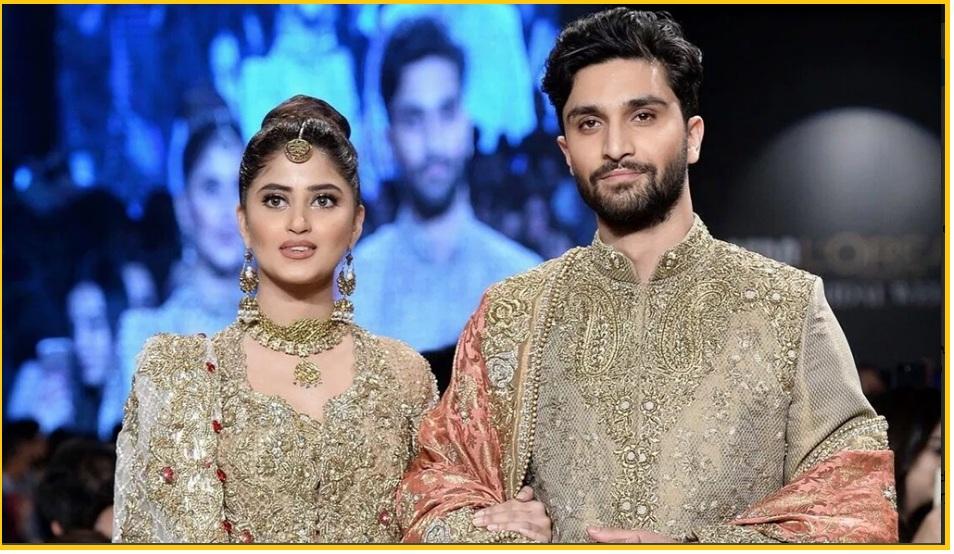 wedding bells for ahad and sajal