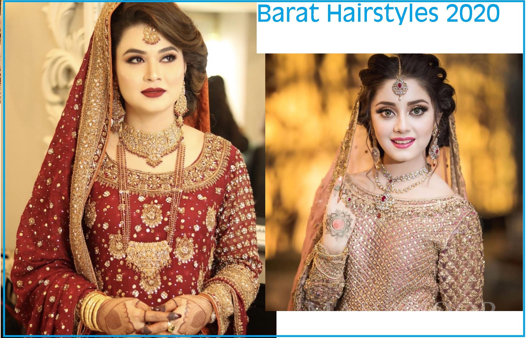 bun hairstyle for desi wedding