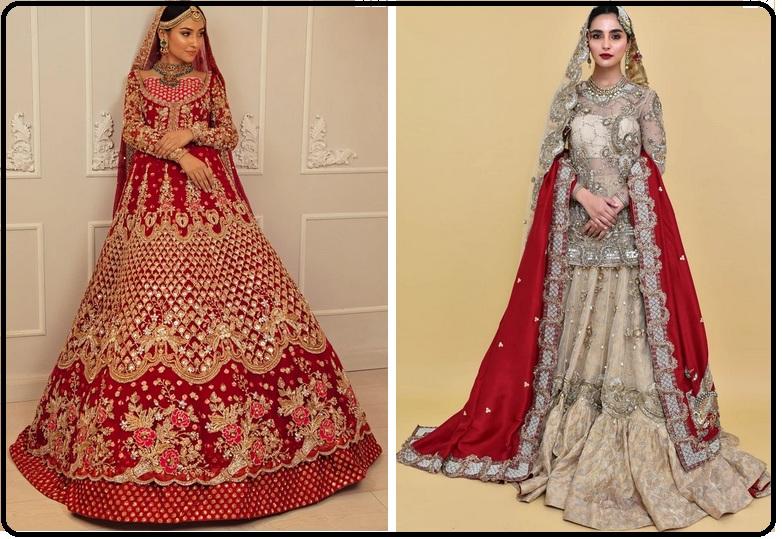 sadaf fawad khan bridals